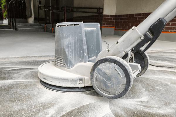 When Do You Sand Concrete?