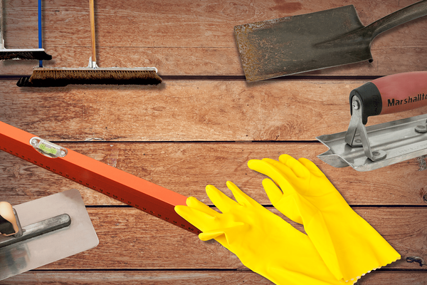 Tools Required to Finish Concrete