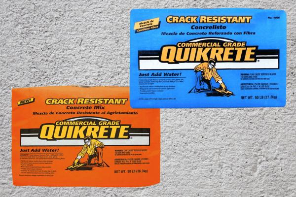 Crack-Resistant Concrete