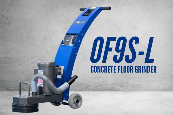 OF9S-L Concrete Floor Grinder