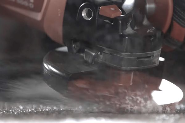 How Much Does a Concrete Grinder Remove