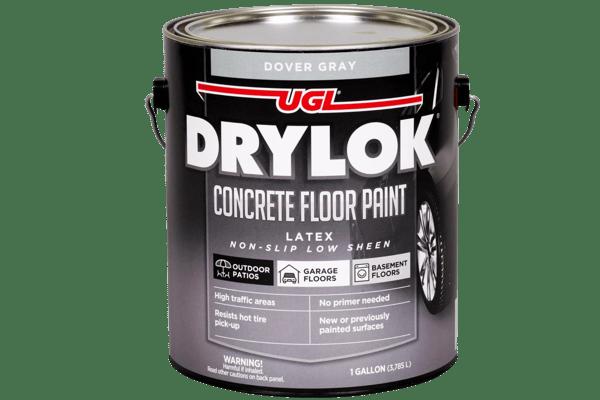 3. UGL Drylok Concrete Floor Paint