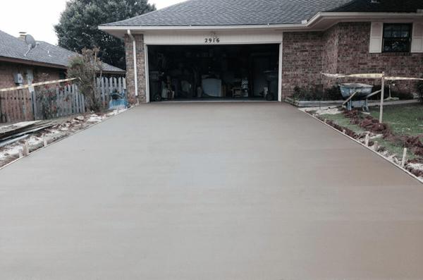 How Do I Finish My Concrete Driveway?