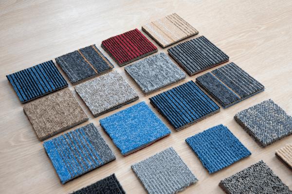 4. Carpet Tiles