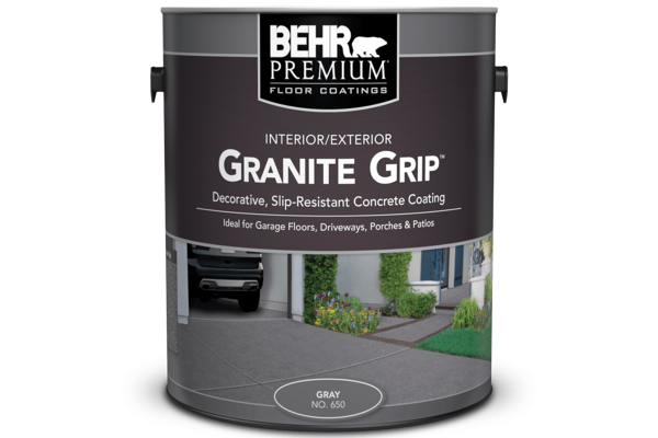 6. Behr Premium Granite Grip