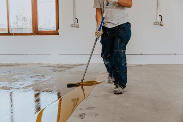 Upgrade the Garage Floor Surface
