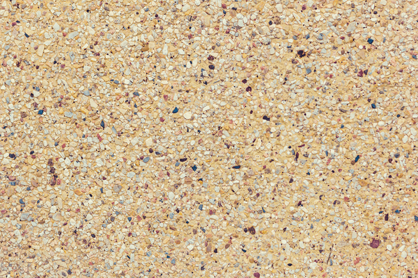 Exposed Aggregate Texture
