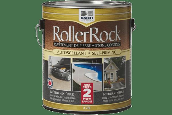9. Daich RollerRock Concrete Coating