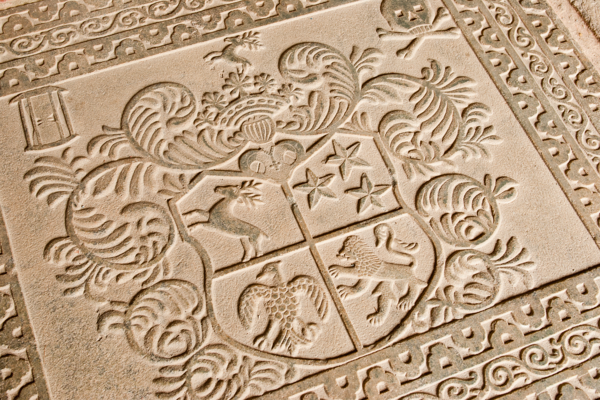 Concrete Engraving