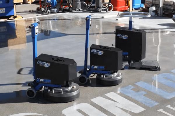 Concrete Floor Grinders