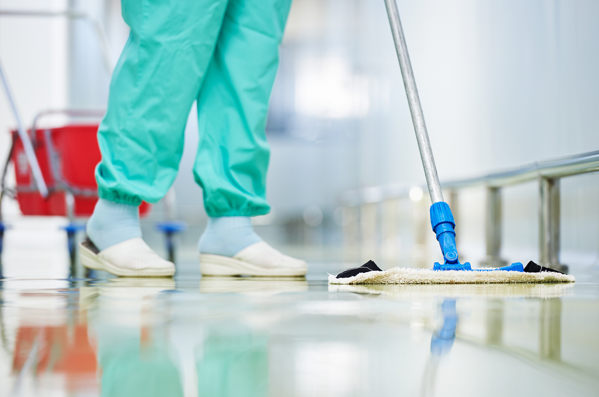 Daily Care for Polished Concrete Floors