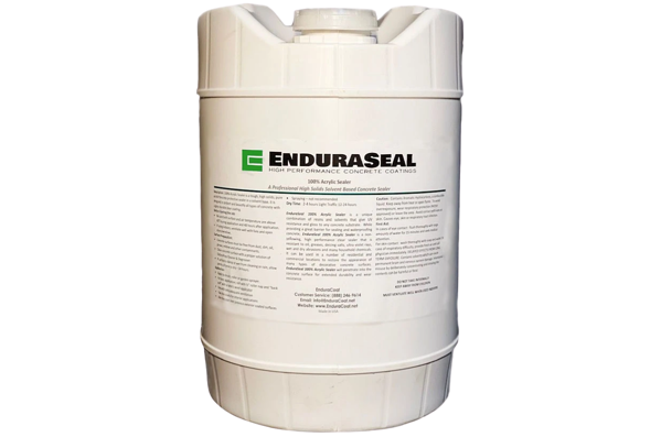 "EnduraSeal 100% Acrylic ""Wet Look"" Semi-Gloss"