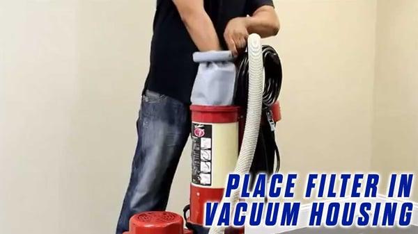 Replace-Vacuum-Filter-Onfloor-OF16S-EZV-Vacuum-Sander-place-filter-vacuum-housing