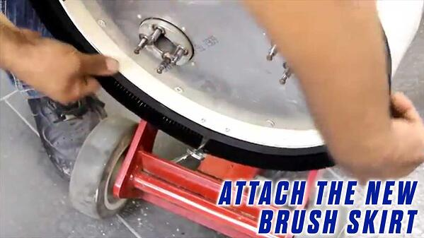 4-Replace-the-Brush-Strip-Onfloor-OF16SEZV-Sander-attach-new