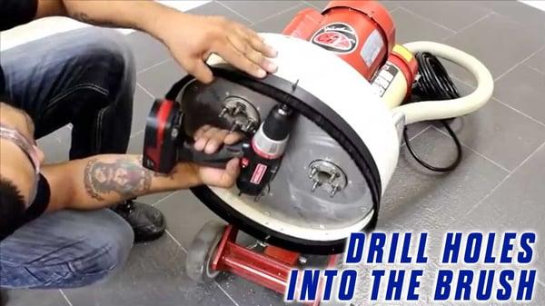 5-Replace-the-Brush-Strip-Onfloor-OF16SEZV-Sander-drill-holes-new-brush