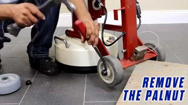 replace-wheel-of16s-ezv-handler-REMOVE-PALNUT-WITH-flat-screwdriver
