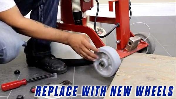 replace-wheel-of16s-ezv-handler-replace-new-wHeels