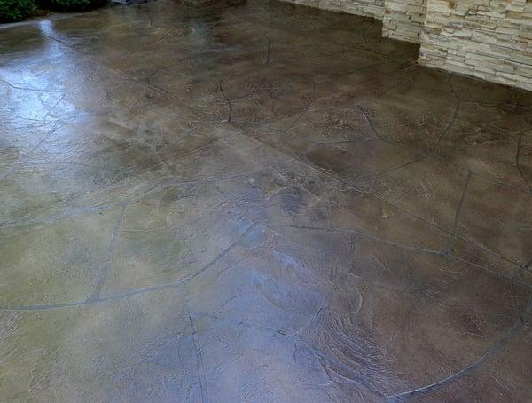OnFloor Mixing Concrete Resurfacer