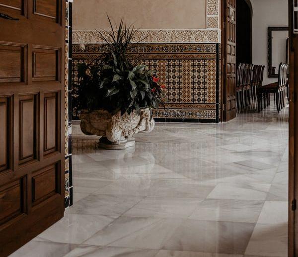 OnFloor_Polished Marble Floor