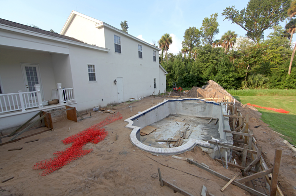Steps to Creating a Concrete Pool