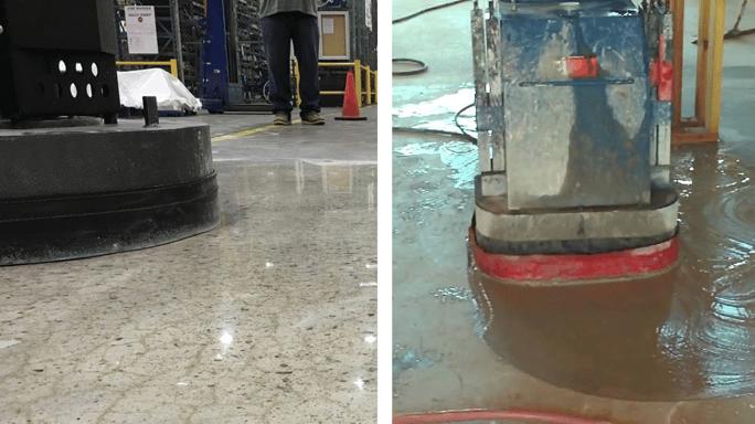 Wet vs. Dry Grinding and Polishing