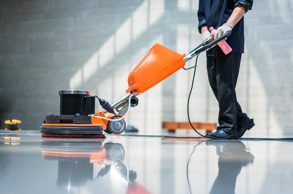 You Can Maintain Polished Concrete with the Best Tools
