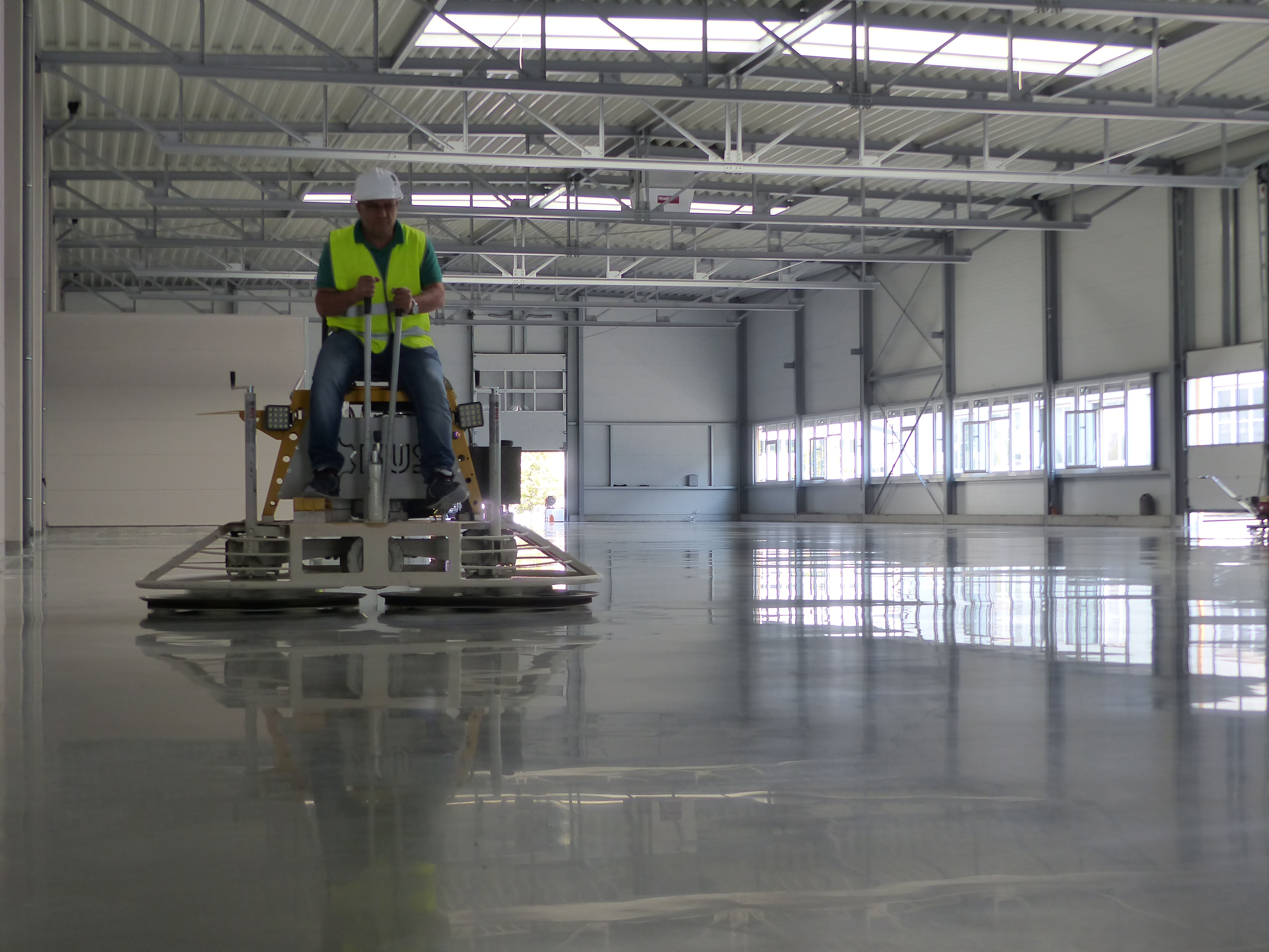 What is a Floor Grinding Machine Used For?