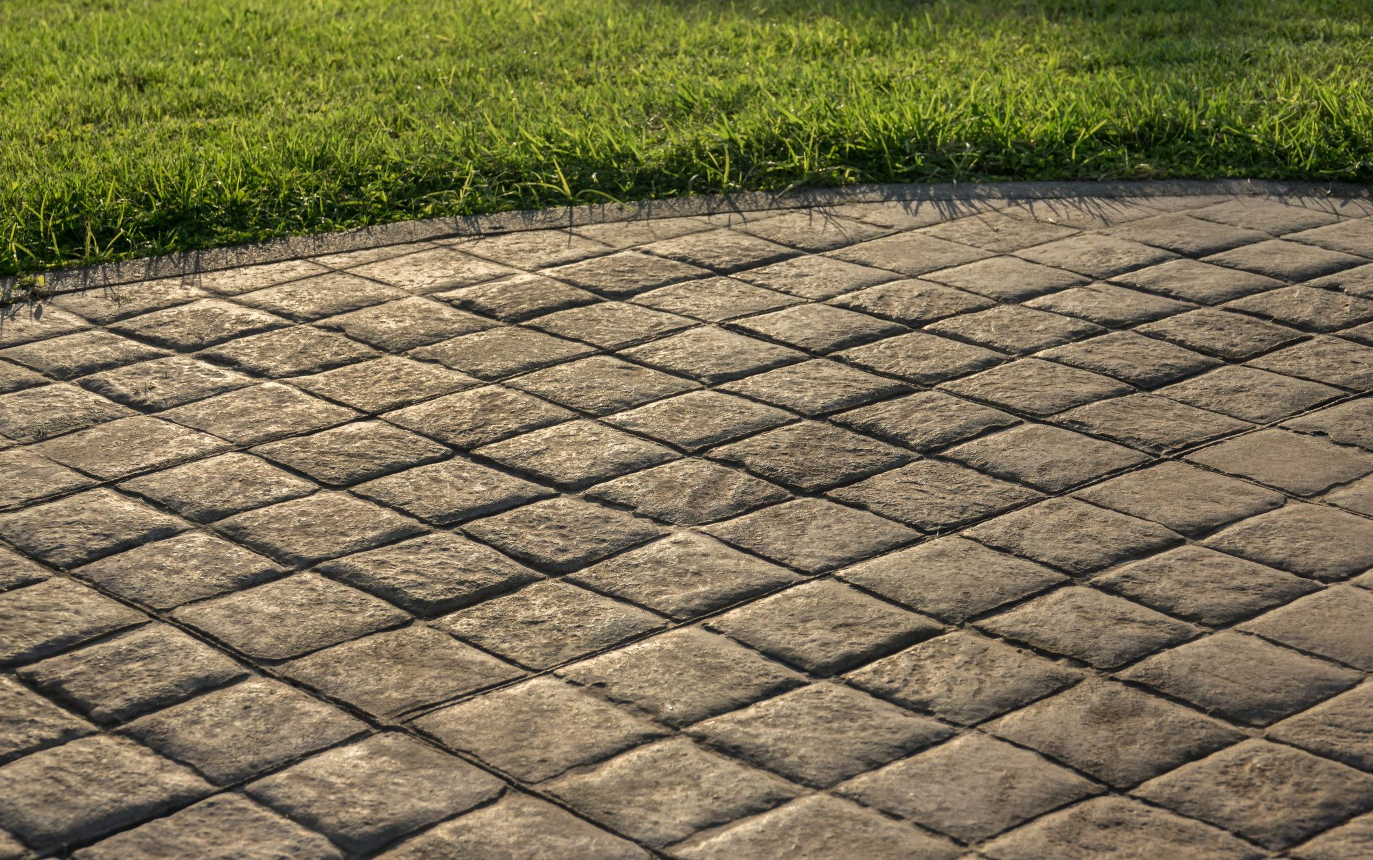 Stamped Concrete Patios: How-To, Pros and Cons, and More
